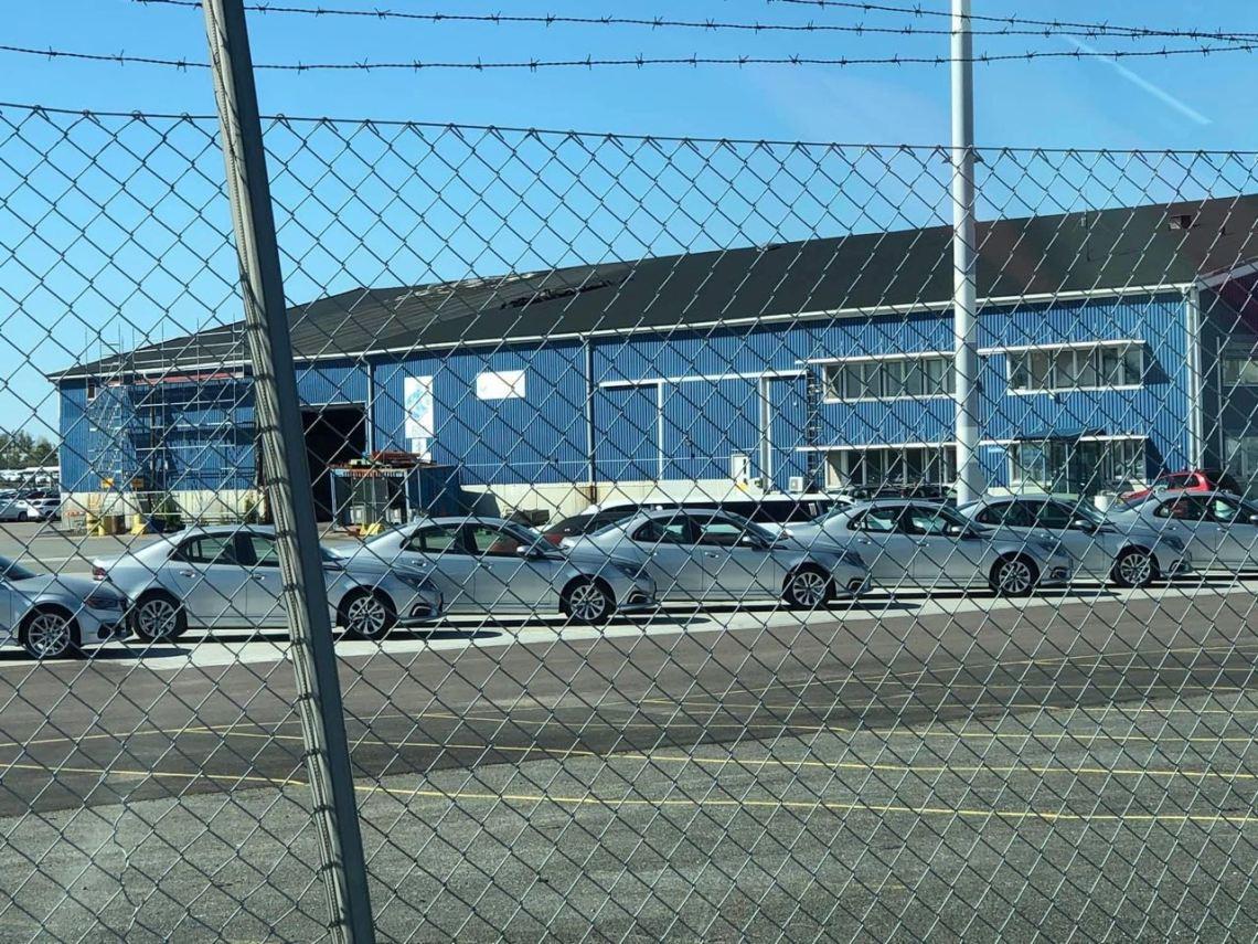 Een Zweed uit China. NEVS 9-3 EV in Wallhamn