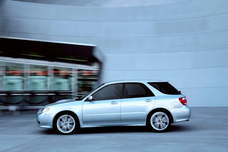 De 9-2x. De beste Saab van Subaru.