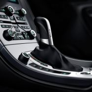 Attention to detail. Automatic selector lever with Saab lettering.