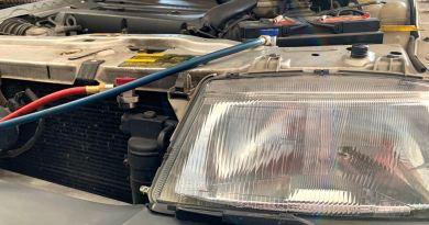 O ar condicionado está vazando? Serviço para o Saab 9-3 Aero.