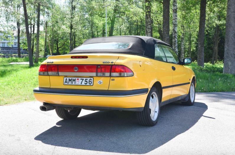 Tuttavia, la serie 900 II rimane un classico entry-level accessibile nel mondo di Saab