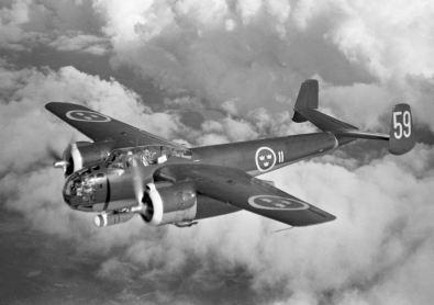 Man har överlevt och kan ses i Flyvapen-museet