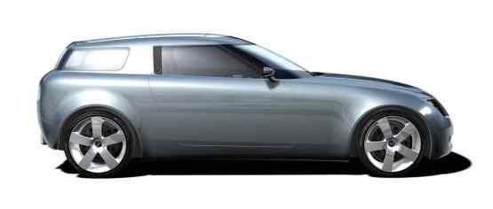 Una Saab Coupé con molta potenza