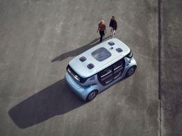 The Sango is an autonomous vehicle according to Level 4