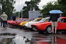 Saab Sonnet Parade