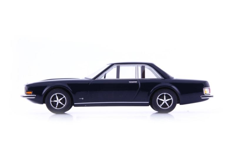 Recentemente interpretado como o Volvo P172 Coupe