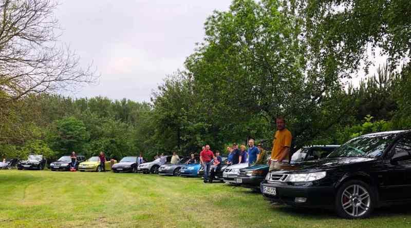 Großer Garten - viele Saab - Ideal!