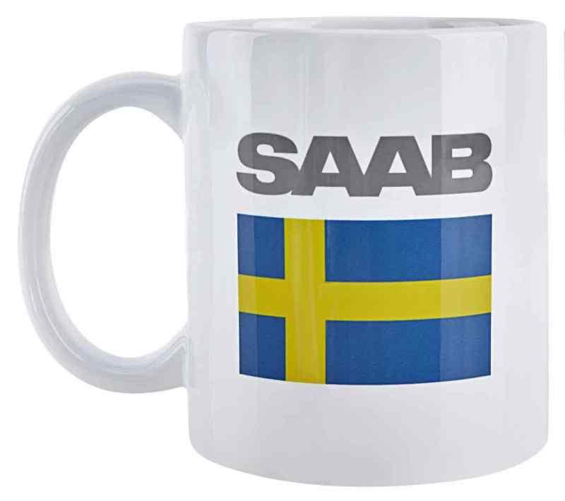 Taça Saab a pedido do cliente - da Skandix