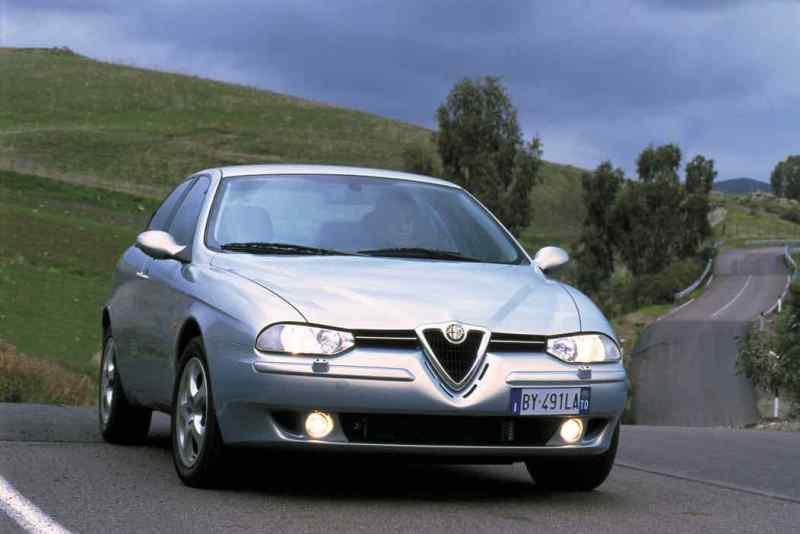 Alfa 156 - Serie 1