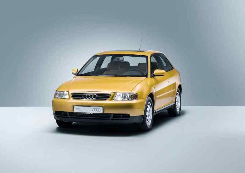 Audi A3, 1996