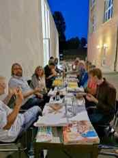 احتفل في Kunsthof حتى بعد منتصف الليل