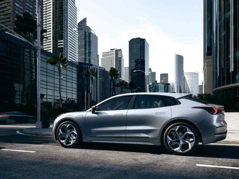 Lynk & Co Zero - Elektroauto mit 700 Kilometern Reichweite ab 2021