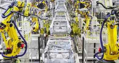 Produzione NEVS 9-3 presso Evergrande Auto