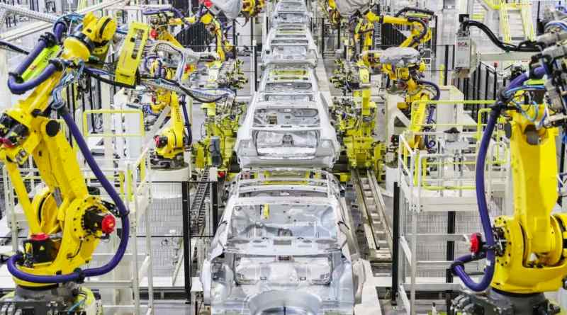 NEVS 9-3 production at Evergrande Auto
