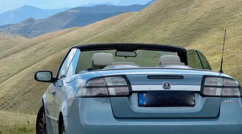 Saab 9-3 Cabriolet - mijn beste Saab