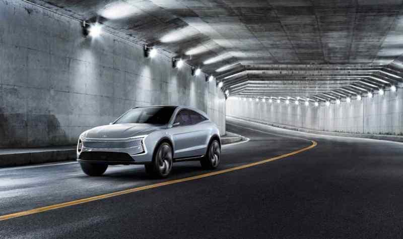Seres SF5 - des voitures électriques pour tous