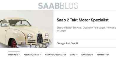 Pubblicità di Google con Saab