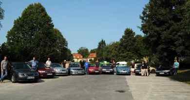 Foto di gruppo Rhön exit