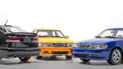 DNA trae el Saab Viggen Coupe en 3 colores
