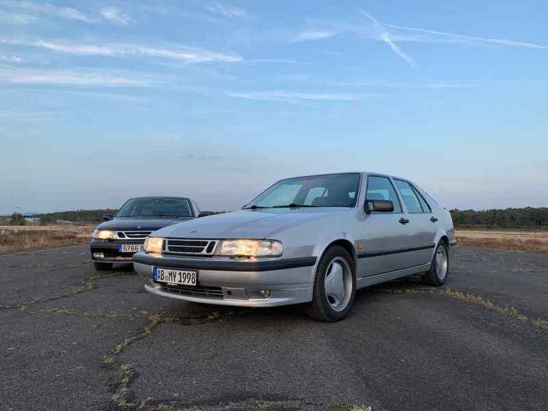 Saab 9000 contra Saab 9-5