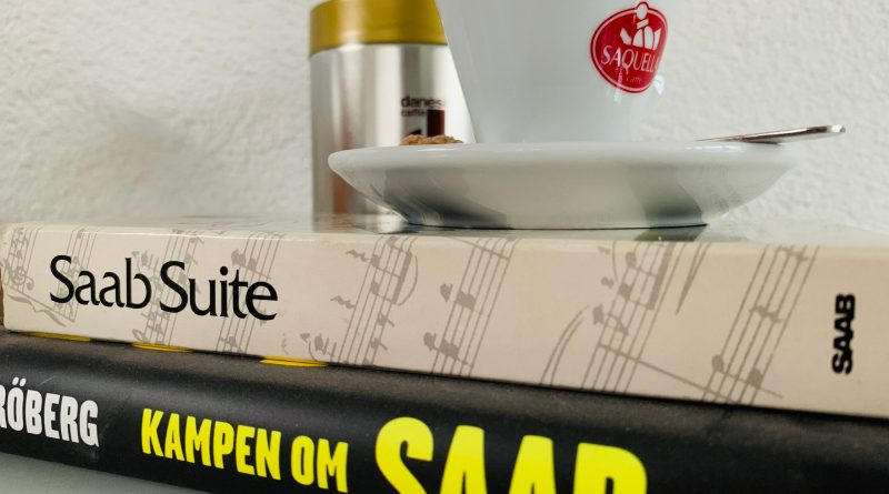 Saab Espressotassen Projekt