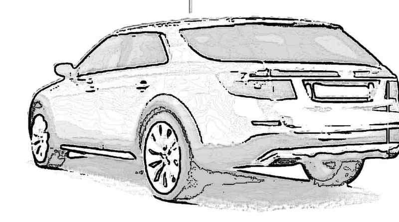 Saab 9-5X XWD Sportkombi