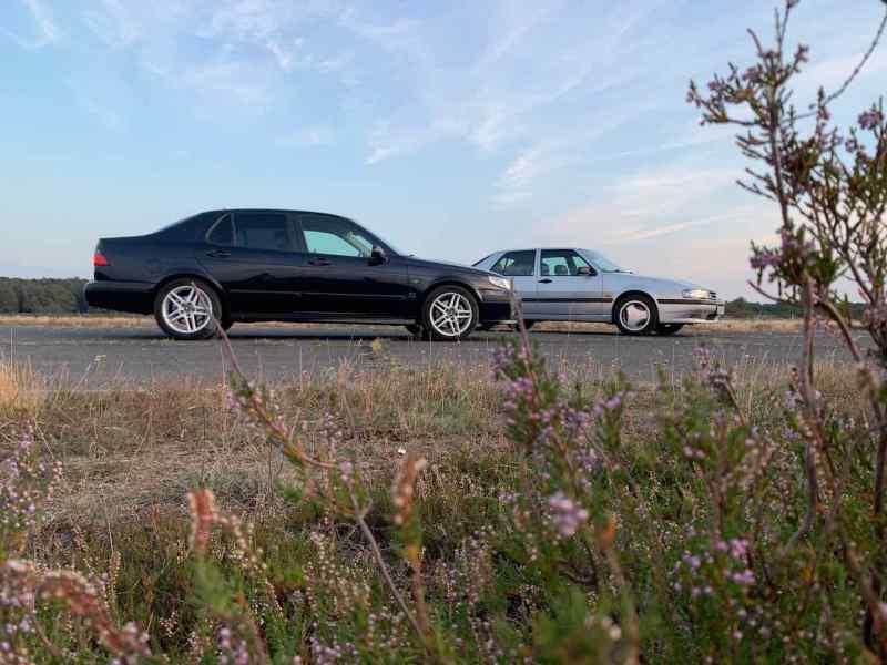 Wer fährt besser? Saab 9000 oder Saab 9-5?