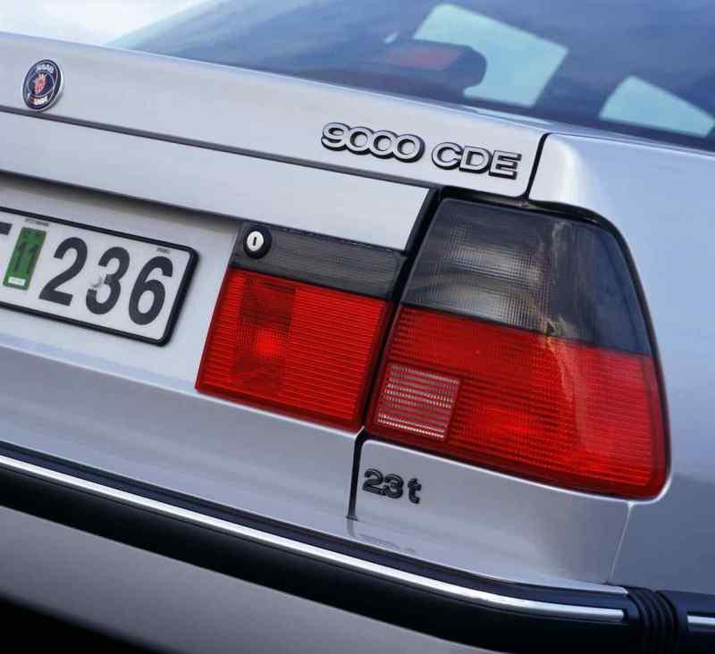 Saab 9000 Werbespot