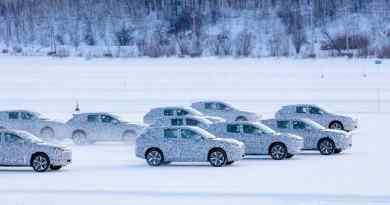 10 SUV Hengchi dans le test d'hiver