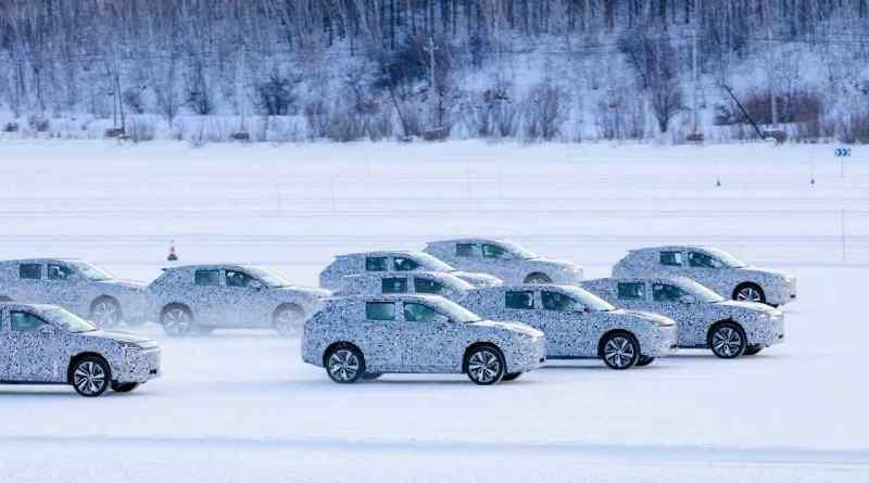 10 Hengchi SUV im Wintertest