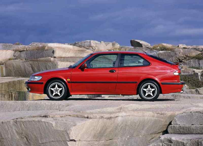 Saab 9-3 Coupe