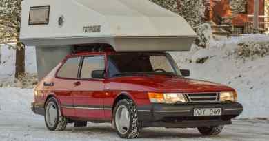 Saab 900 Toppola