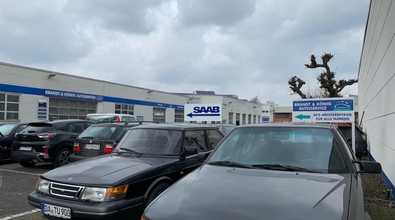 Saab Carl-Benz-Straße