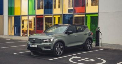Volvo станет полностью электрическим