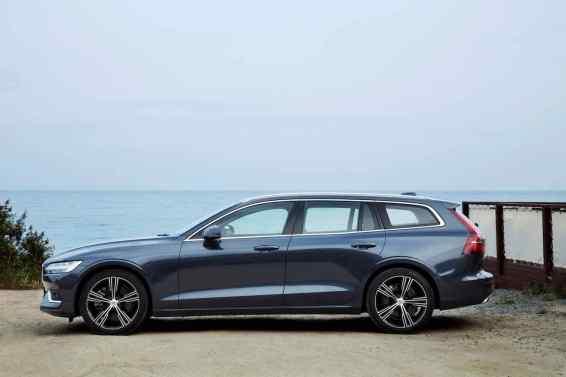 Attuale: Volvo V60