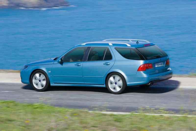 Hablando de opinión, ¿por qué todavía conduces Saab?