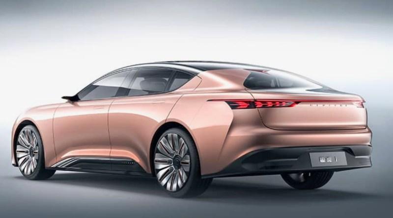 Evergrande Auto Produktionsstart im 4. Quartal 2021
