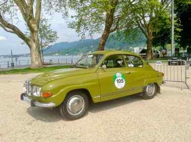 Bodensee Rallye - Team Wagenheimer. Al momento non funziona nulla.
