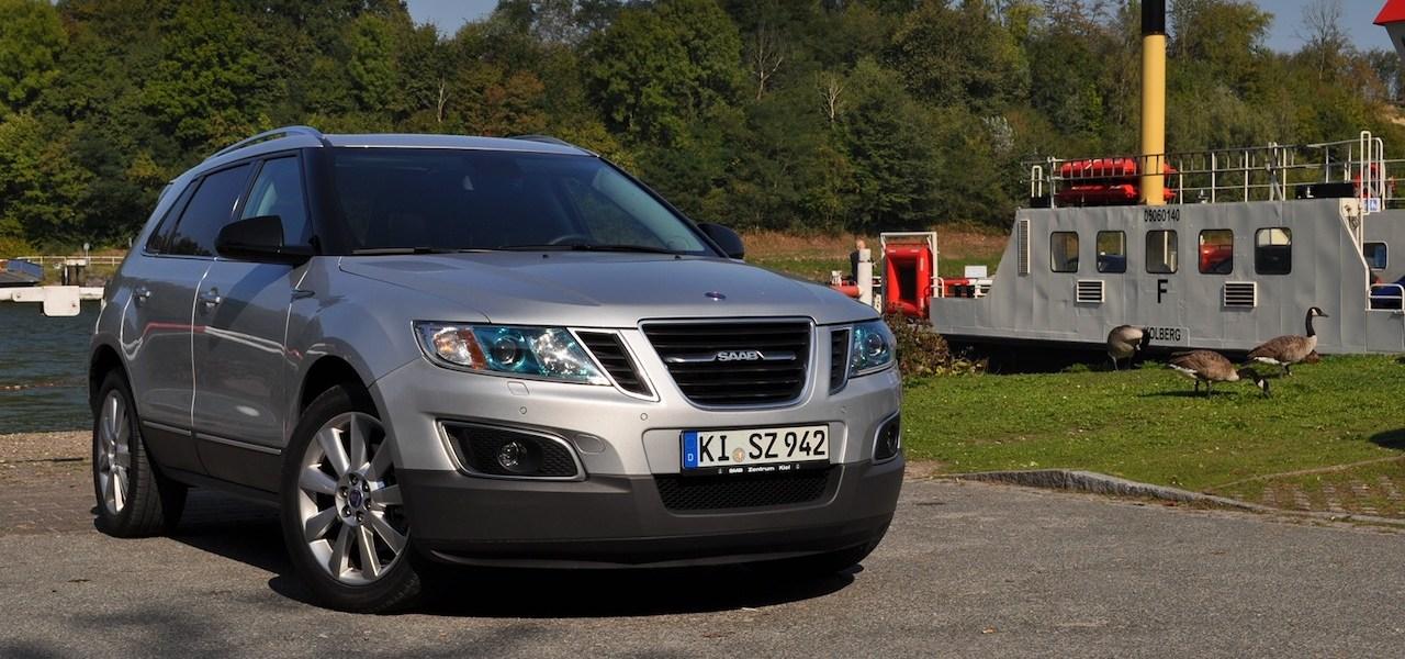 Saab 9-4x in Kiel
