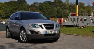 Saab 9-4x a Kiel