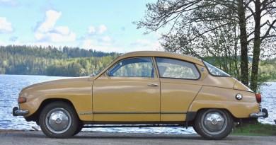 Saab 96 V4 1972