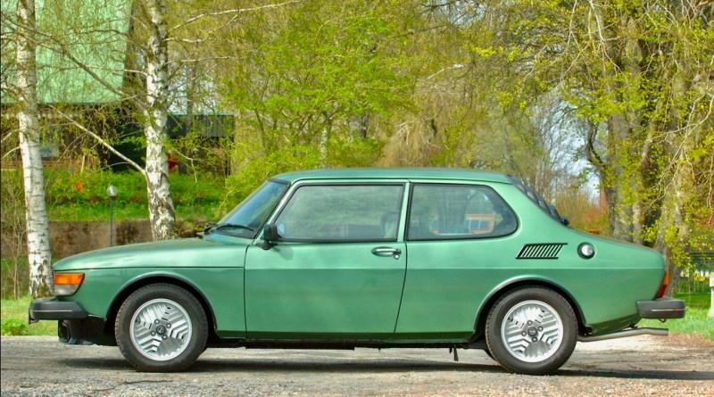 Saab 99 Turbo 1980