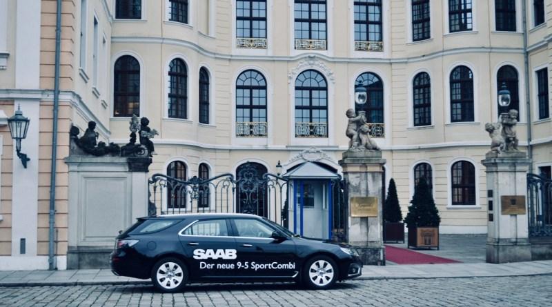 Saab 9-5 NG SC. Não para americanos.
