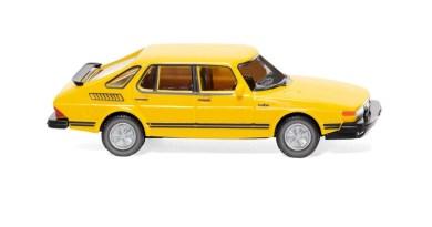 Nytt: Saab 900 Turbo från Wiking