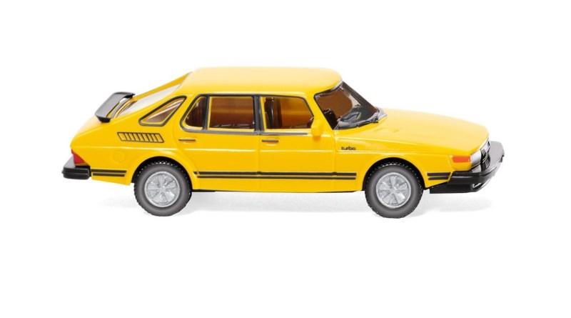 Nouveau : Saab 900 Turbo de Wiking