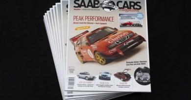 Saab Cars Magazine # 6