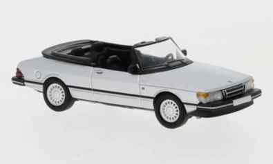 Saab 900 1:87 in Silber