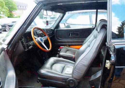 La Saab è molto ben tenuta e in condizioni superiori alla media