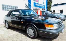 Il proprietario chiede aiuto ai fan della Saab