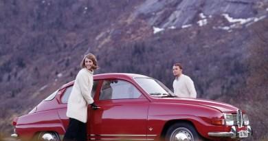 Saab 96 - de meest populaire klassieker in Zweden